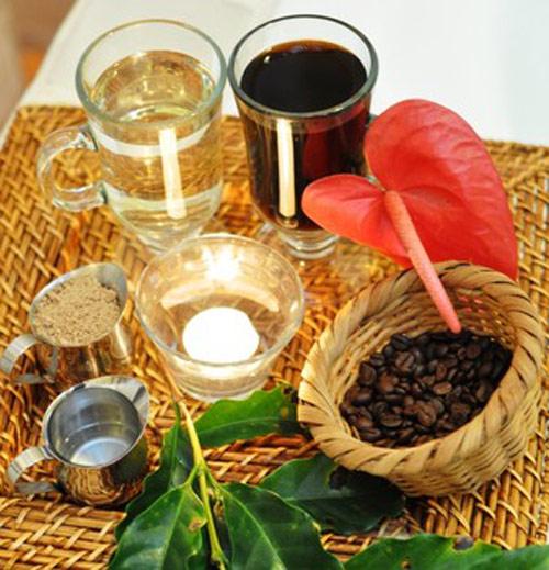 Mặt nạ giúp da trắng hồng với hỗn hợp dầu dừa và cà phê