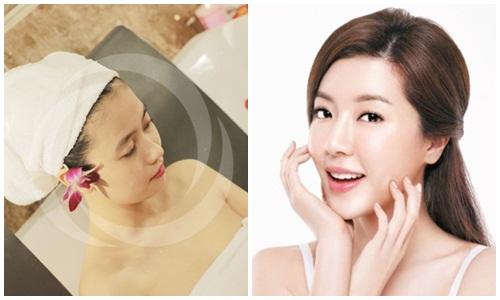 Tắm trắng Nhật Bản - liệu pháp 100% từ thiên nhiên đã được kiểm định