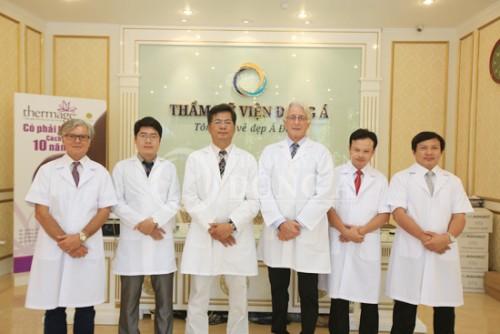Đội ngũ bác sỹ chuyên khoa giàu kinh nghiệm tại TMV Đông Á