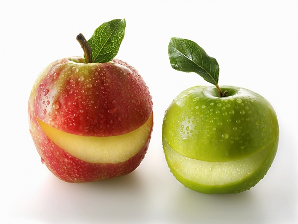 Mặt nạ dưỡng trắng da với táo