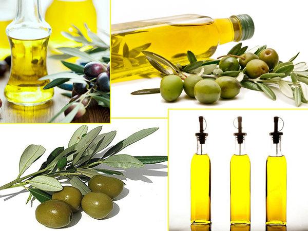 Dầu olive là cách làm trắng da mặt dịu nhẹ