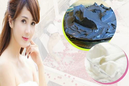 Tắm trắng bằng sữa non và bùn khoàng Nhật Bản tại Đông Á