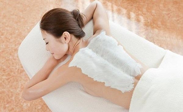 Làm trắng da nhanh nhất, an toàn nhất từ bùn khoáng và sữa non Nhật Bản