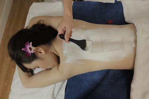 Mẹo làm trắng da toàn thân của những cô gái Nhật