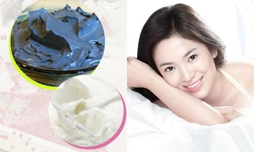 Cách làm trắng da mặt hiệu quả từ bùn khoáng và sữa non