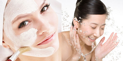 Bùn khoáng và sữa non là lựa chọn thông minh cho việc làm trắng da mặt