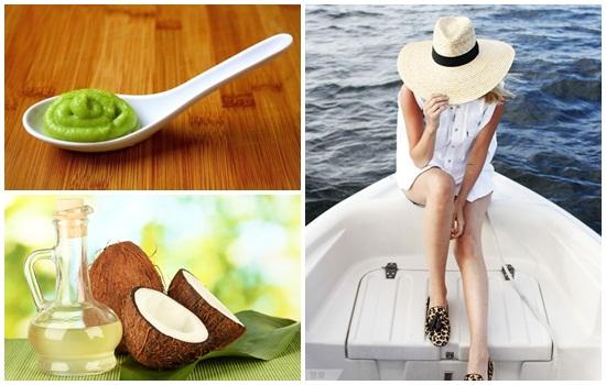 Mù tạt + dầu dừa: bí quyết trắng da đơn giản cho khuỷu tay và đầu gối