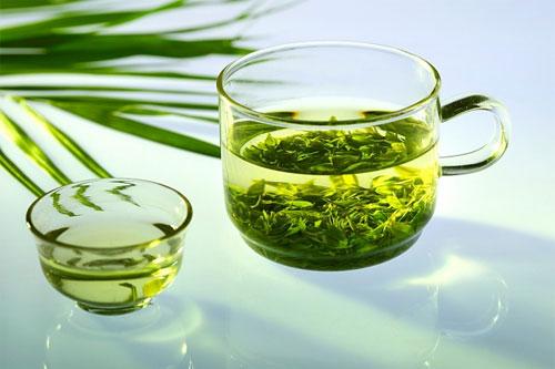 Phương pháp làm trắng da nhanh chóng bằng trà xanh
