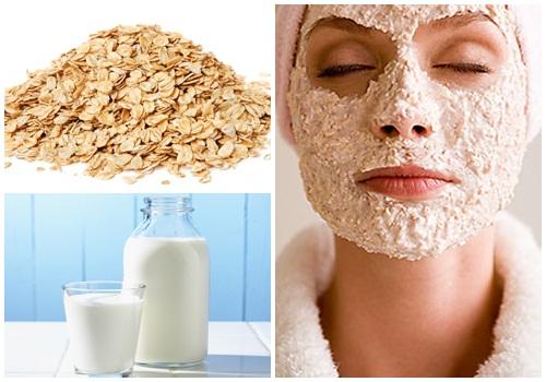 Bột yến mạch + sữa tươi: công thức tắm trắng an toàn, giá rẻ
