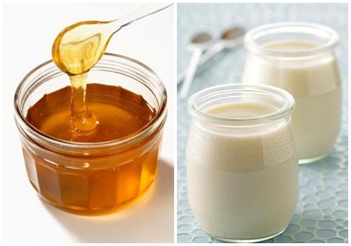 Phương pháp tắm trắng tự nhiên, giá rẻ với sữa chua và mật ong