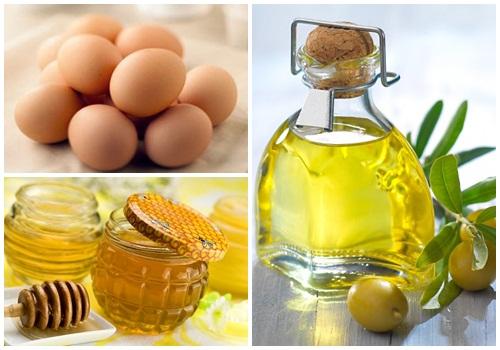 Trứng gà cũng có thể tạo nên công thức tắm trắng tự nhiên