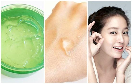 Dưỡng thể làm sáng da dạng gel dễ dàng thẩm thấu qua da