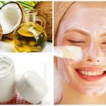 Top 3 cách làm đẹp da mặt bằng dầu dừa