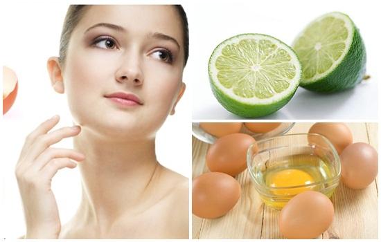 Cách làm trắng da mặt từ 100% nguyên liệu tự nhiên