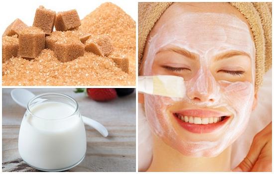 Tẩy da chết 1 lần/tuần để làm sáng da