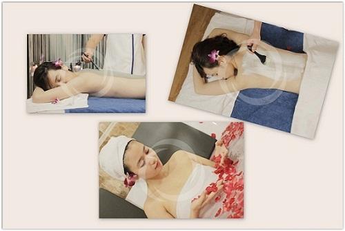 Liệu trình tắm trắng theoi vòng tuần hoàn kép bảo vệ làn da