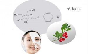 Làm trắng da hiệu quả bằng tinh chất Arbutin và Collagen
