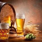 Tắm trắng đơn giản bằng rượu và bia